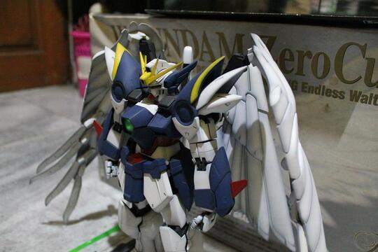 12 Harga Gundam Wing Zero Custom Perfect Grade Image Download 7