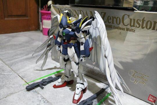 12 Harga Gundam Wing Zero Custom Perfect Grade Image Download 18