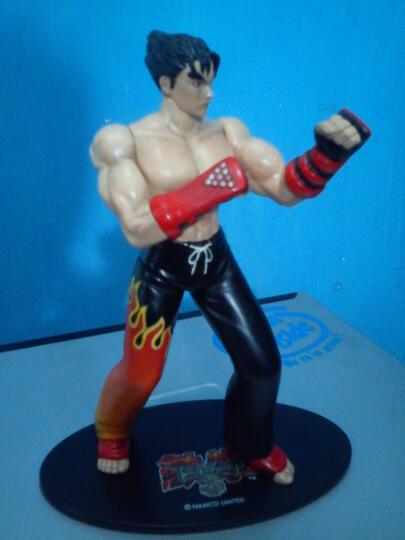 Terjual Jual Action Figure Jin Kazama Tekken 3 Marvel Blackheart Kaskus