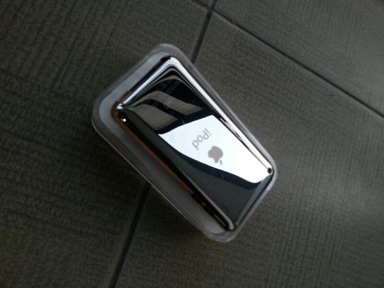 jual iPod 4th gen, 8GB