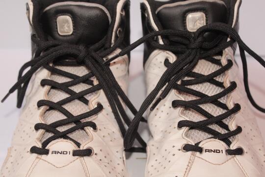 Terjual Jual Rugi! Sepatu Basket AND1 ori Murah 70fe583bc9