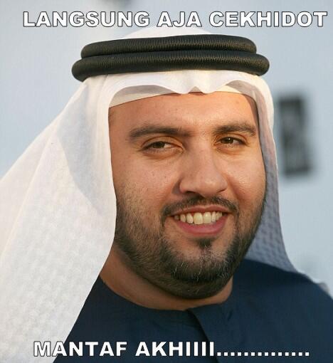 [AWAS BB] ARAB TAJIR PALING GILA DI INSTAGRAM !