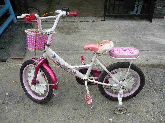 Terjual Sepeda anak merk MERINO bekas bagus murah | KASKUS