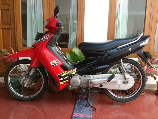 Jual Motor Suzuki Smash Thn 2005 MesinTerawat, Prima, Pajak Hidup