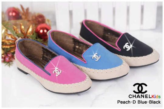 Terjual Sepatu sandal anak import Gucci e513d5970a