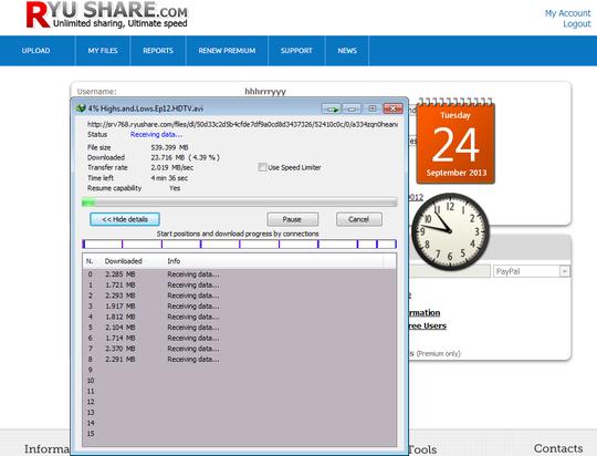 ayo beli dijual Account Premium inclouddrive subyshare scribd Speedyshare interfile