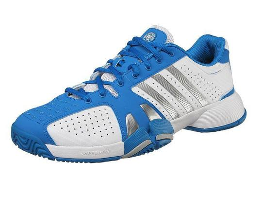 Terjual Sepatu Tenis Adidas Barricade Team 2