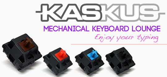Mechanical Keyboard Lounge - Enjoy Your Typing! - Part 1