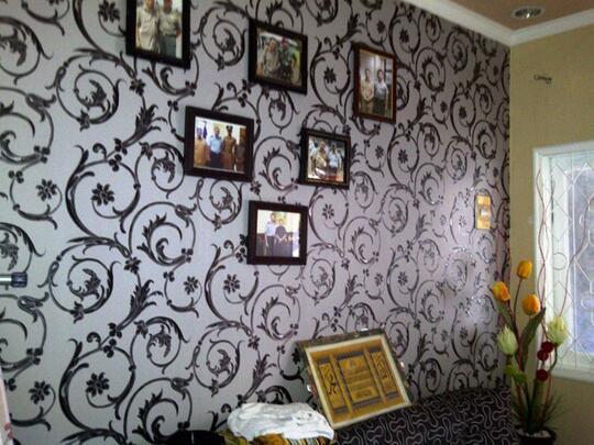 Terjual Wallpaper Dinding Adalah Emosi Rumah Andakhusus Jogja
