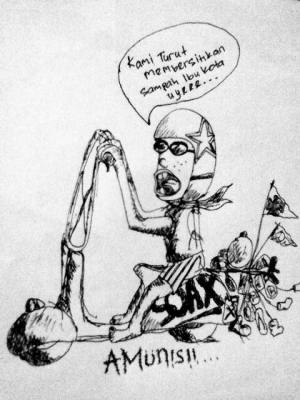 83 Gambar Animasi Vespa Gembel Paling Hist