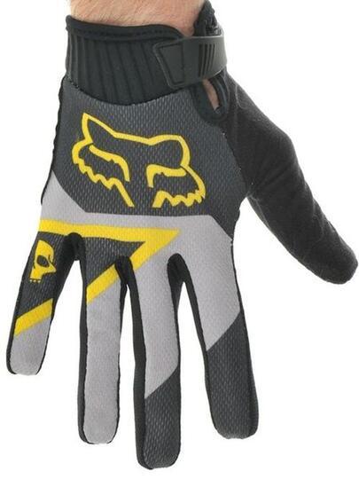 Ranger Mtb Gloves Yellow Fluo Daftar Harga Source FOX Sarung Tangan Demo Source .
