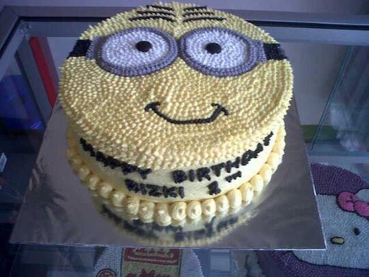 Terjual Birth Day Cake Kue Ulang Tahun Lucu Cimahi Bandung