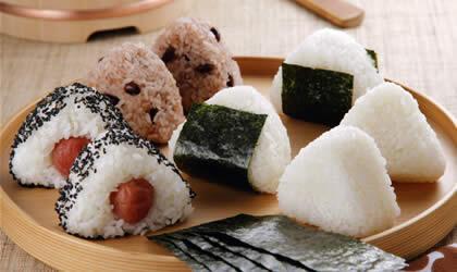 Mengenal Lebih Dekat Onigiri Makanan Khas Jepang Kaskus