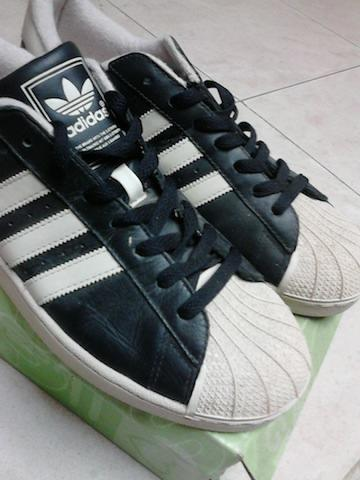 Jual ADIDAS Superstar Second Size42