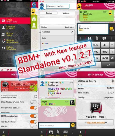 bbm mod versi 2.1.0.40