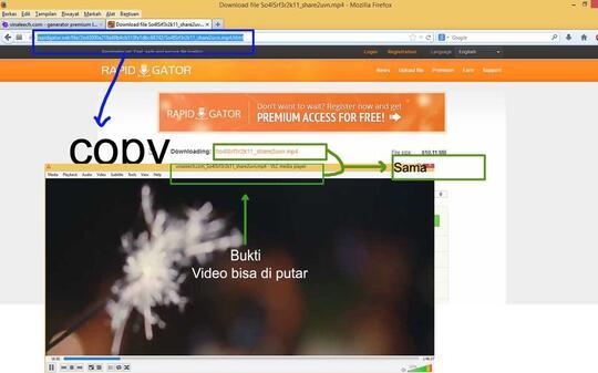Download File Tanpa Akun Premium   KASKUS