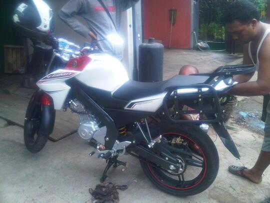 Terjual BRAKET BREKET BRACKET BOX MOTOR SB2000 SB FOR