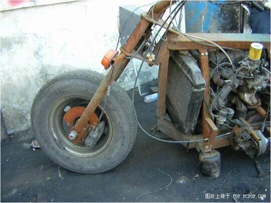 Harley Made In Tiongkok(China)