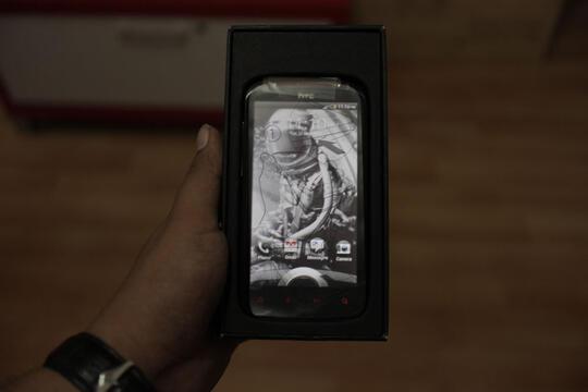 HTC Sensation XE Mulus