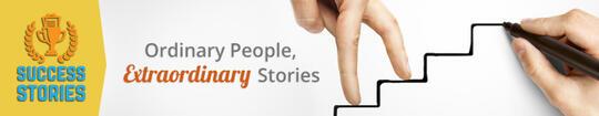 Kumpulan ES TELER alias Success Story of Recommended Seller