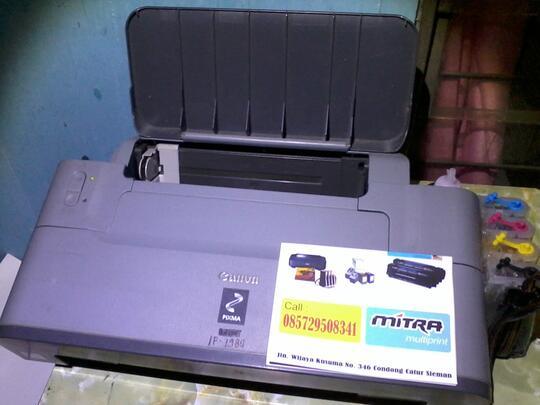 Terjual Printer Canon Ip 1980 Sudah Infus Kaskus