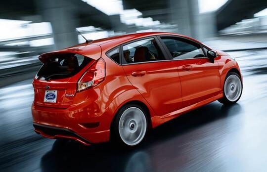 Ford Fiesta Jogja Bisa Kredit