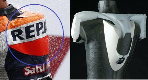 teknologi racing suit Moto GP