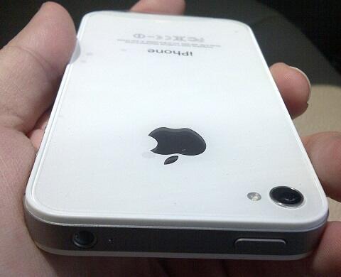iPhone 4s 16Gb White - Putih   Factory Unlocked FU   Bekas Second LIKE NEW   67e34dbdd6