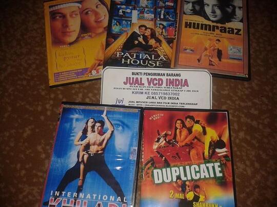 Terjual JUAL film India