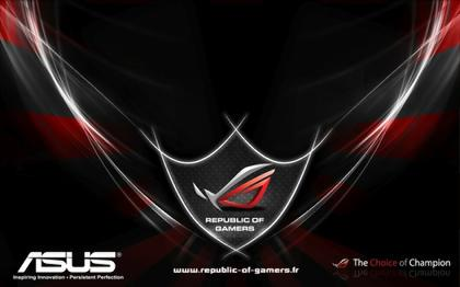 REBORN THREAD! THE CHOICE OF CHAMPIONS: ASUS ROG SERIES - Part 1