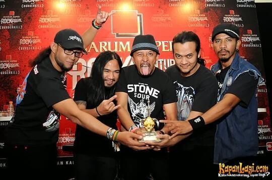 15 Band Rock Indonesia Paling Berpengaruh | KASKUS