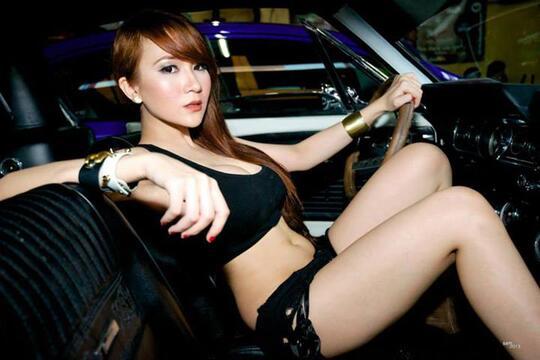 Tina Kimura - Model Pinoy Yang Menggoda dan Berani