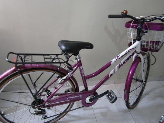 Terjual Sepeda Mini Phoenix Buat Perempuan Semarang Kaskus