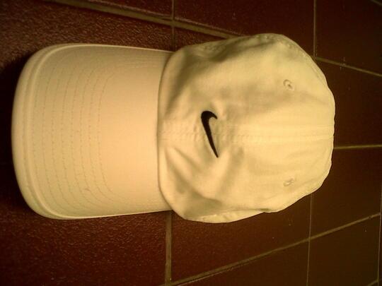 Terjual Topi nike putih bandung  f66d609bee