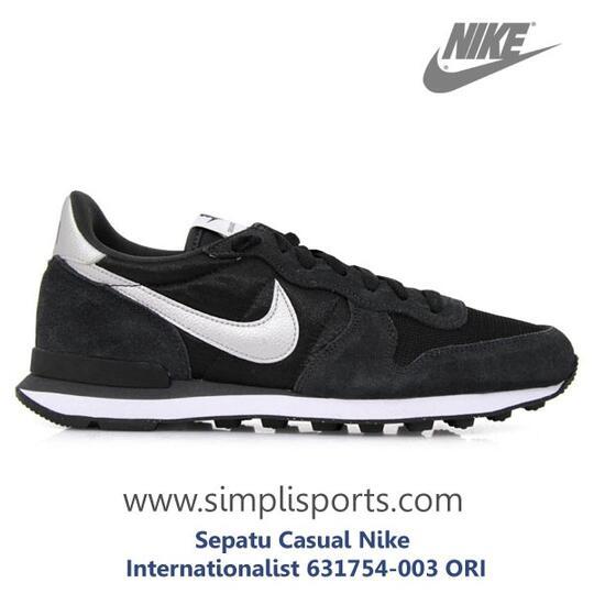 Terjual Sepatu Nike Internationalist New Season 2014 dan Casual Nike Wanita Dunk Sky HI