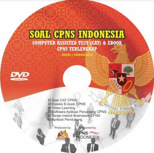 Dvd Soal Cpns Indonesia Kaskus