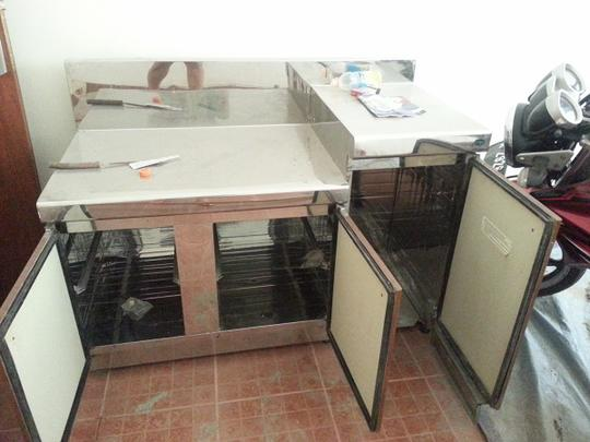 Terjual kitchen set 3 2 2 bagian bawah kaskus for Daftar harga kitchen set aluminium