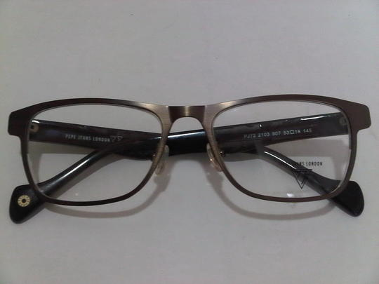 Terjual Kacamata New Pepe Jeans Original Kaskus