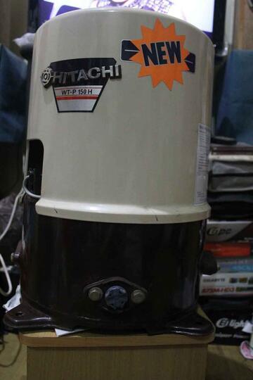 Terjual Pompa Air Hitachi Wt P 150 H Like New Kaskus