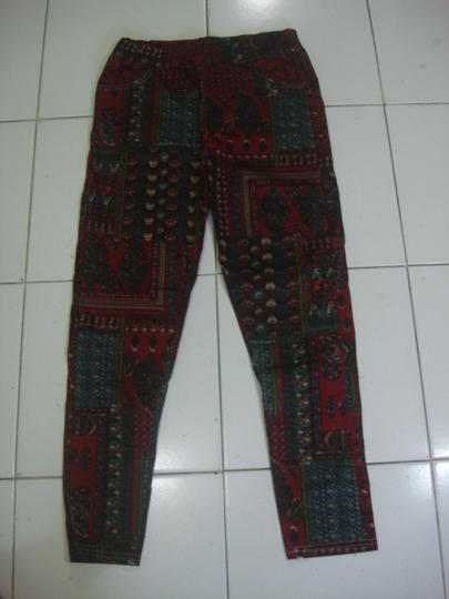 Terjual Celana Leging Katun Stretch Satin Murah Gan Kaskus