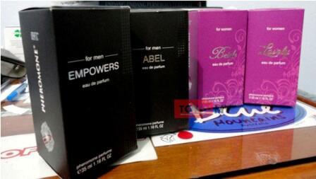 Open Dropshipper / Reseller Parfum Pheromone Jaminan Ori