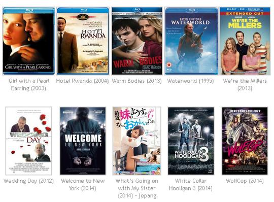 Jual Film Blu Ray Movie Box Office 720p 1000 Judul Update Kaskus
