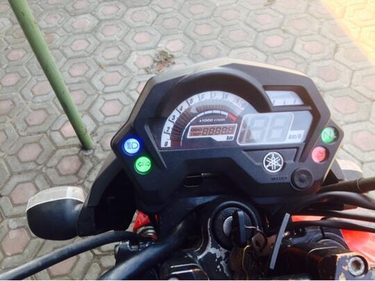 Terjual Speedometer Byson  U0026 Speedsensor New  Terima Rakit