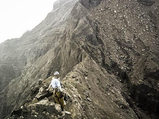 Inilah 10 Tantangan Maut, Jika Anda Masih Hobi Mendaki [Pics]