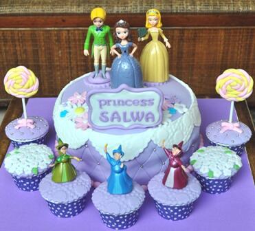 Terjual Kue Ulang Tahun Frozen Elsa Cars Hello Kitty Dll
