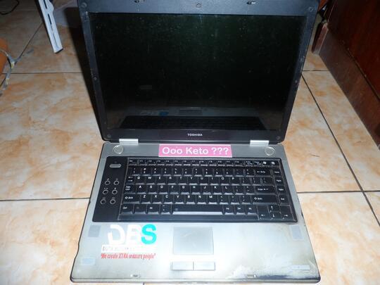 Terjual Laptop Toshiba Satelite M45 Jadul Kaskus