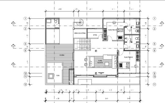 Bertanya Saran Struktur Bangunan 2 Lantai Luas Bangunan 360 M2 Kaskus