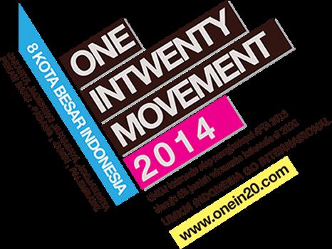ONE IN TWENTY MOVEMENT - Gerakan 1 juta pengusaha naik kelas di tahun 2020.