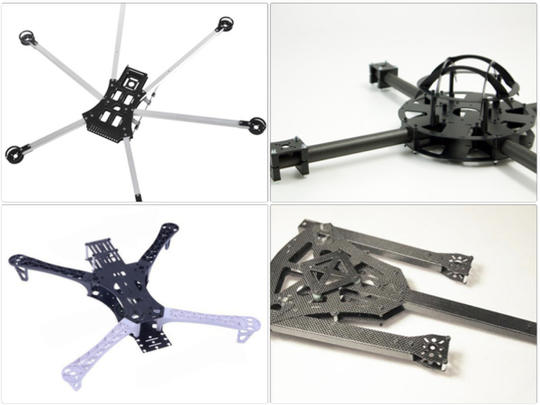 Multirotor Copter: Quadcopter