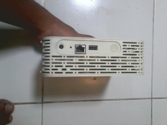 Terjual HDD External WD My Book World 1 TB (Support Sharing
